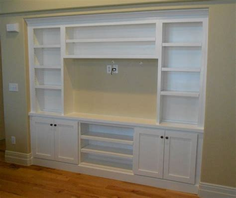 diy wall unit entertainment center wall units astounding built in entertainment centers