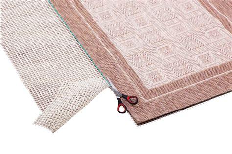teppich unterlage teppich gleitschutz zuschneidbar teppichunterlage anti