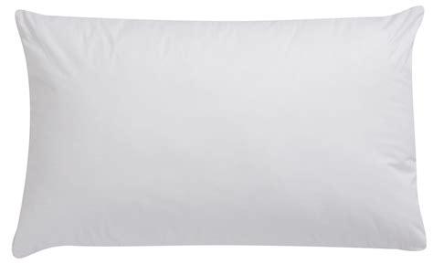 snuggledown of fibre box pillow