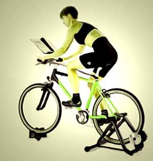Roller Trainer Sepeda Indoor Alat Latihan Sepeda Not Rassine Ion index thread roller vs trainer cycling indonesia