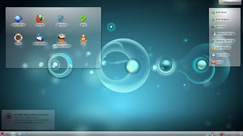 Linux Desktops Kde 4 Vs Unity Vs Gnome 3 In The Real World Desk Top
