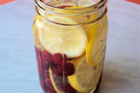 Detox Drink For Flat Belly Recipe by Flat Belly Raspberry Lemon Detox Water Recipe Corner