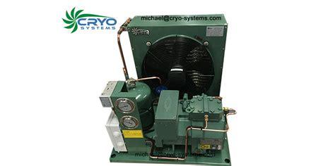 Bitzer Compressor 4fc 3 2 Shut Valve 12 bitzer condensing unit