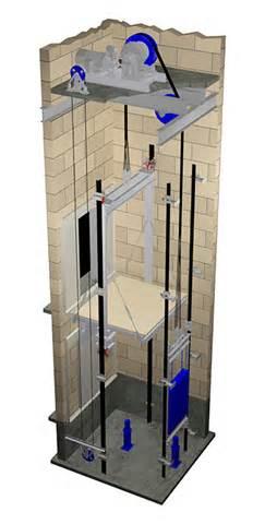 Geared traction elevators hospital elevators schumacher elevator