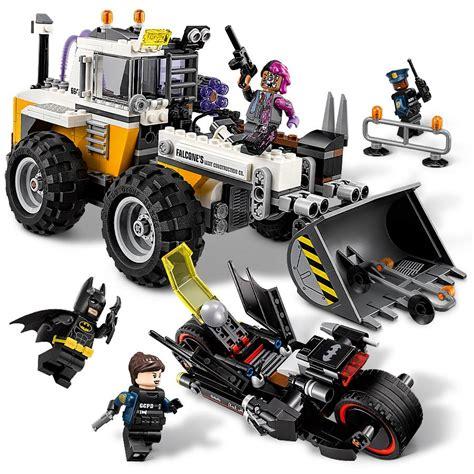 Lego 70915 Batman Two Demolition T0210 lego batman two demolition