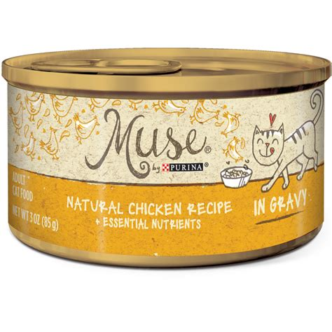 gravy boat dog food muse 174 natural chicken cat food in gravy single healthypets