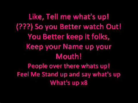 theme song up r truth theme song what s up lyrics youtube