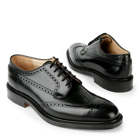 Awesome Church Brogues #2: Church-black-grafton-f-brogue-shoes-product-1-254903-615261257.jpeg