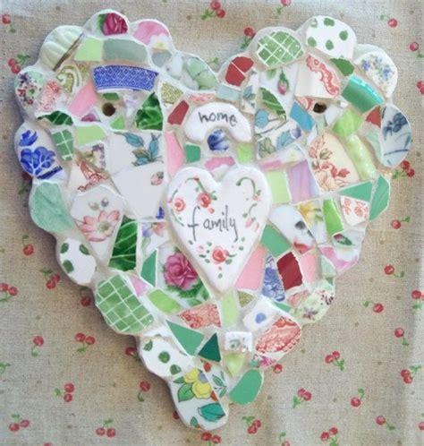 heart mosaic pattern 60 best mosaiek images on pinterest