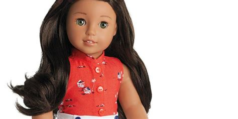 american girls first native hawaiian doll set to go on sale
