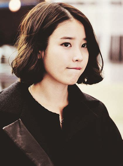 iu short hair   like it v.hair style   Pinterest   Girls