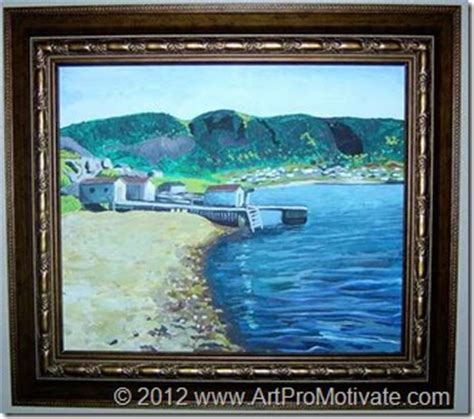 9 Paintings Framing Frame by When Should Artists Frame Paintings Artpromotivate