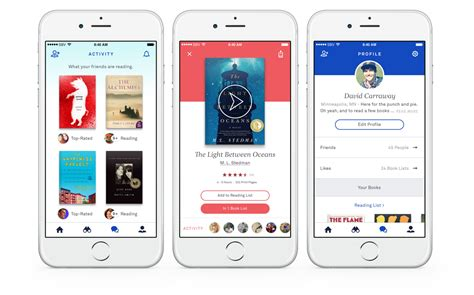 book app oyster s app update focuses on better recommendation