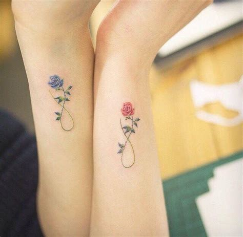rose infinity tattoo best 25 cancer tattoos ideas on cancer ribbon