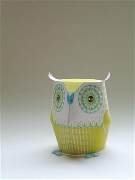 Papercraft Owl - owl papertoy papercraft paradise papercrafts paper