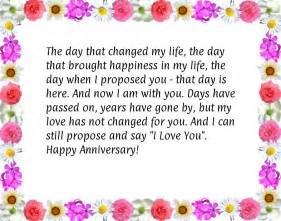 Wedding Anniversary Emotional Quotes by Anniversary Quotes For Husband Page 2