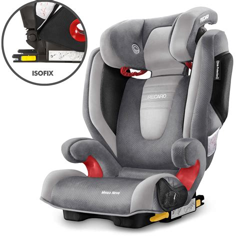 siege recaro monza recaro monza 2 seatfix isofix child children s car