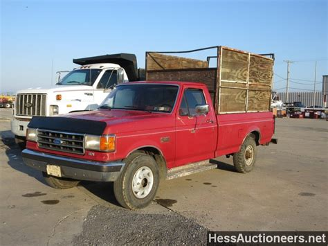 ford f250 2wd used 1991 ford f250 2wd 3 4 ton truck for sale in