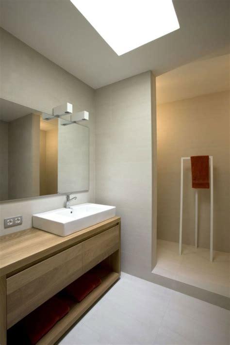 moderne wandlen design rustikal badezimmer