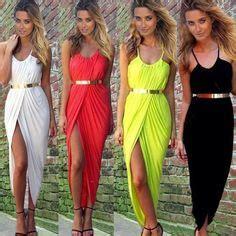 6867 97 Maxi Salur verano and vestidos on