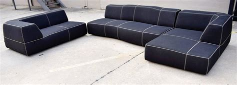 bend sofa b b italia quot bend quot sofa by urquiola at 1stdibs