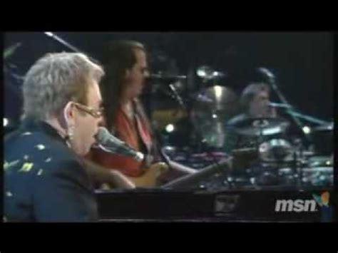 Empty Garden By Elton by Elton Empty Garden Live