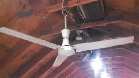 canarm industrial ceiling fan canarm cp60 hpwp industrial commercial ceiling fan
