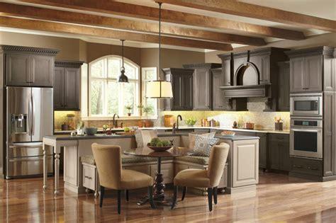 beige kitchen with grey blind kitchens kitchen ideas omega gray beige kitchen cabinets traditional kitchen