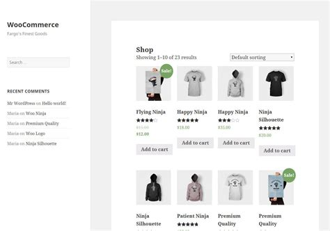 Woocommerce Review Pros Cons Of The Ecommerce Plugin Wp Content Plugins Woocommerce Templates