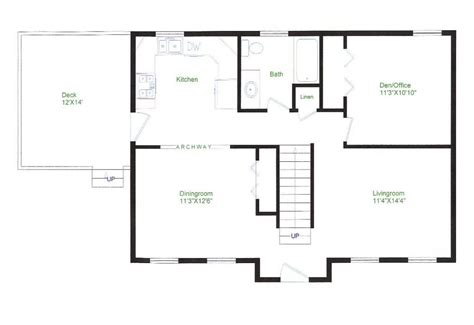 simple house floor plan basic ranch style house plans luxury delighful simple 1