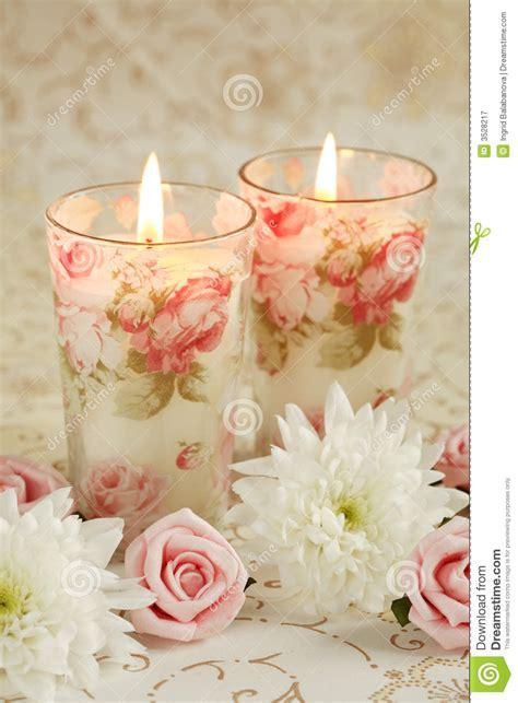imagenes romanticas velas velas rom 225 nticas fotograf 237 a de archivo libre de regal 237 as