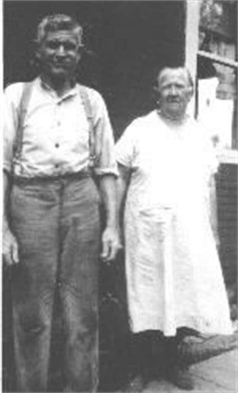 Cambria County, Pennsylvania Old Photos -- Family Groups