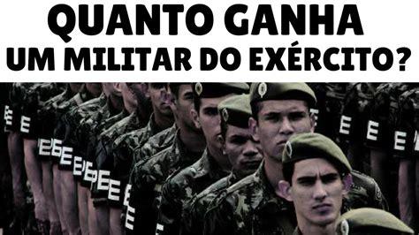 quanto um soldado do exrcito ganha 2016 quanto ganha um militar do ex 233 rcito brasileiro