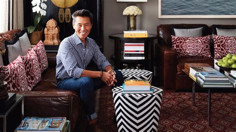 vern yip celebrity designer vern yip shares his rules for creating a beautiful home la times