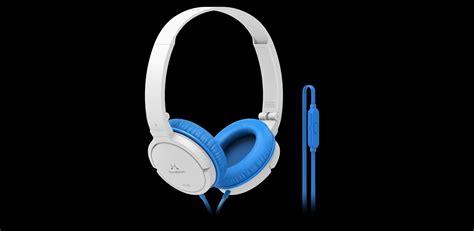 Soundmagic P11s Portable Headphones With Microphone Original Black soundmagic p11s foldable on ear headphones with microphone white blue