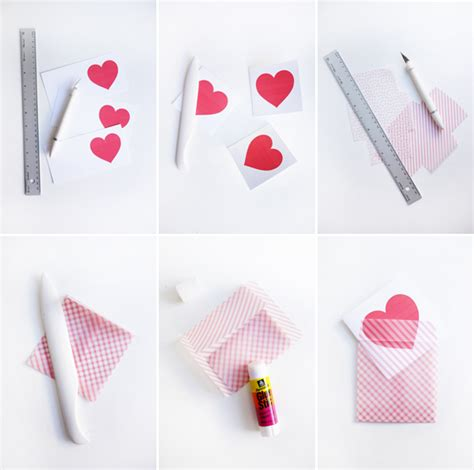 A Last Bit Of Valentines by Last Minute Printable Cards Envelopes
