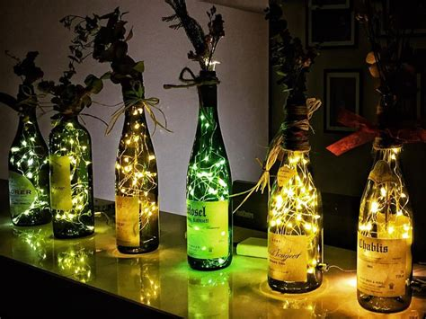 craft lights for wine bottles 83 extremely fun and creative diy wine bottle crafts for kids