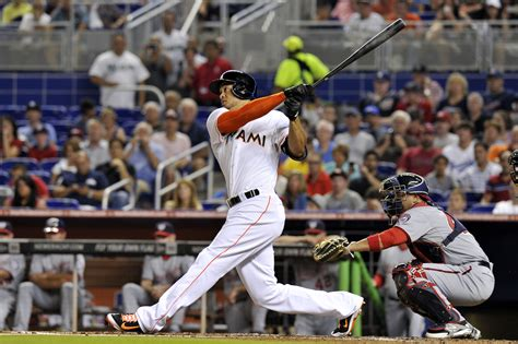 swing hitter giancarlo stanton favored to win mlb s home run derby