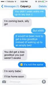 Calum hood fake text messages