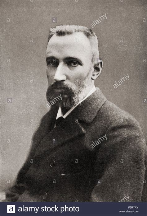 pierre curie pierre curie 1859 1906 french physicist a pioneer in
