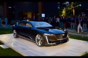 Newest Cadillac Cadillac Escala Concept The Harbinger Of Cadillac S New