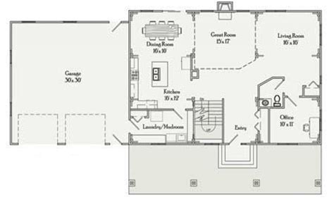 rectangular floor plans rectangular house plans 3 bedroom 2 bath simple
