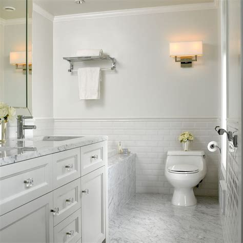Delightful Home Depot Subway Tiles with Bathroom Accent