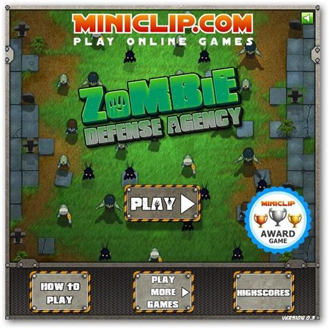 zombie defense tutorial zombie defence agency guidelines