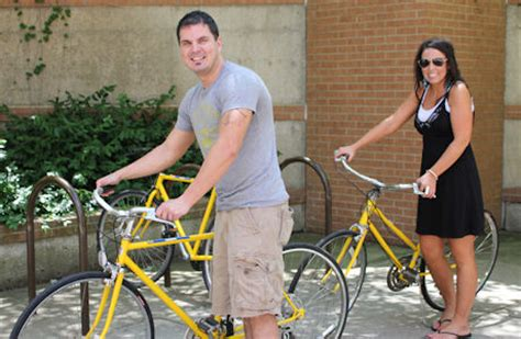 Um Flint Again Named A by Um Flint Named A Bicycle Friendly By The League