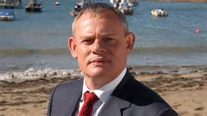 Doc martin martin clunes comes to aid of on screen son alfie cane in