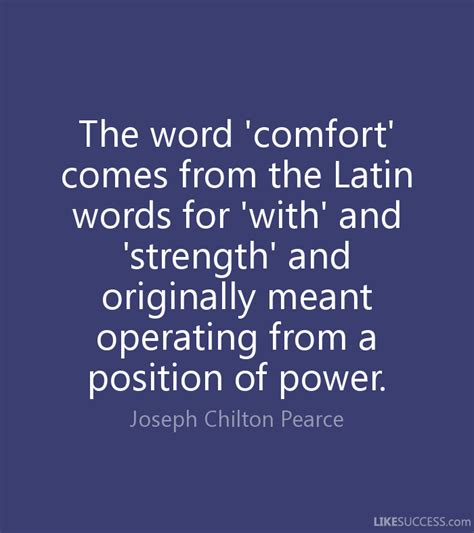 words of comfort and strength quotes like success