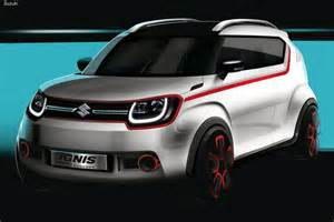 maruti suzuki ignis to be launched with 1 2 l petrol engine amp 1 3 l