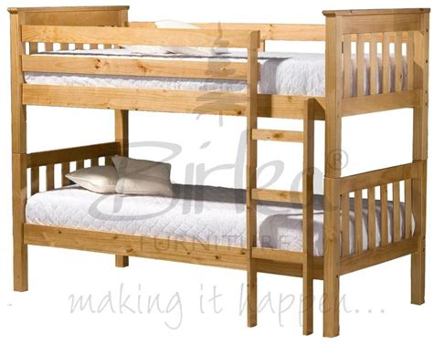 Bunk Beds Seattle Birlea Seattle Bunk Beds In Pine 163 279 Beds Direct Warehouse Gainsborough Lincolnshire