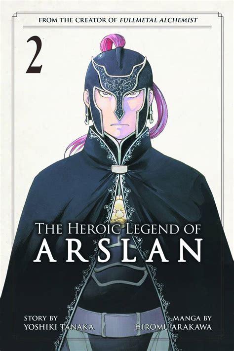 The Heroic Legend Of Arslan Vol 4 Berkualitas the heroic legend of arslan vol 2 fresh comics